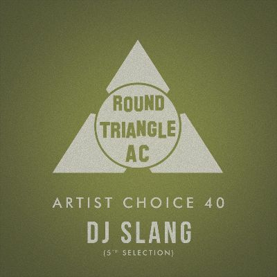 VA — Artist Choice 40: DJ Slang (5th Selection)