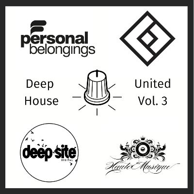VA — Deep House United, Vol. 3