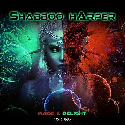 Shabboo Harper — Rage & Delight