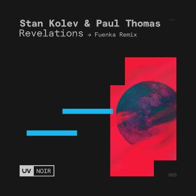 Stan Kolev & Paul Thomas — Revelations