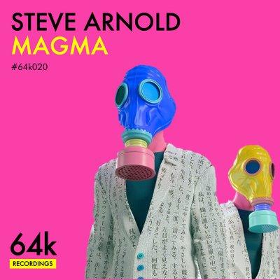 Steve Arnold — Magma