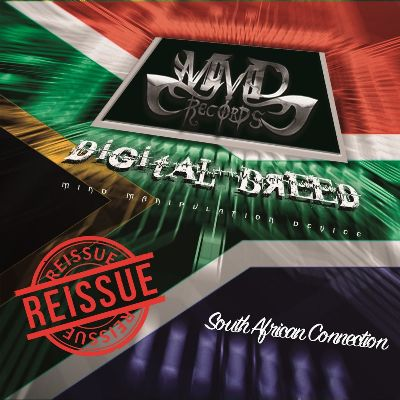 VA — Digital Breed: South African Connection (Reissue)