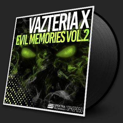 Vazteria X — Evil Memories Vol.2