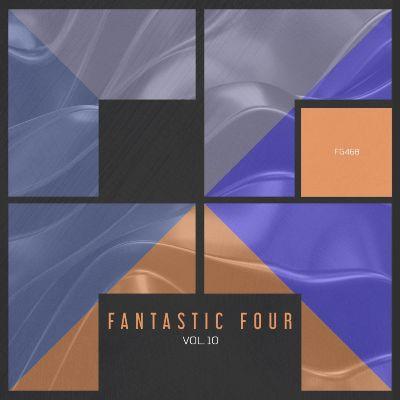 VA — Fantastic Four, Vol. 10