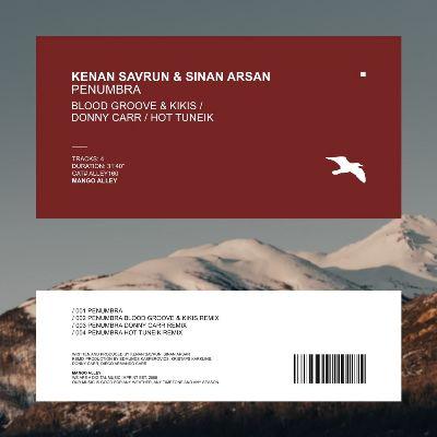 Kenan Savrun & Sinan Arsan — Penumbra