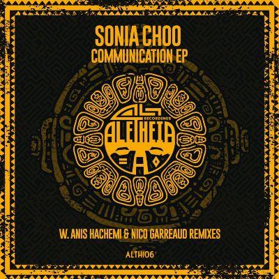 Sonia Choo – Communication EP