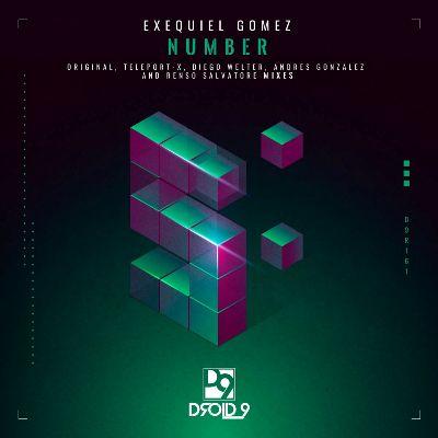 Exequiel Gomez – Number