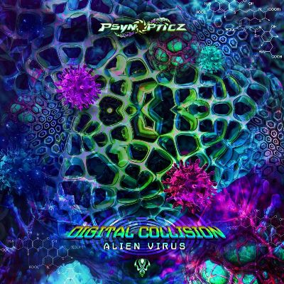 Digital Collision — Alien Virus
