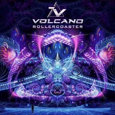 Volcano – Rollercoaster