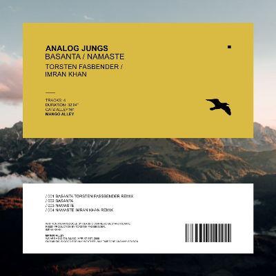 Analog Jungs — Basanta / Namaste