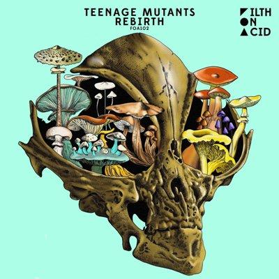 Teenage Mutants — Rebirth