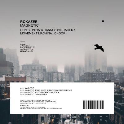 Rokazer – Magnetic