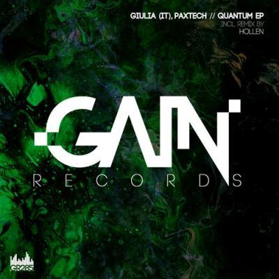 Paxtech & GIULIA (IT) — Quantum EP
