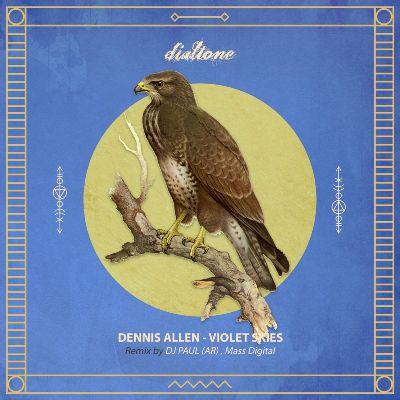 Dennis Allen — Violet Skies