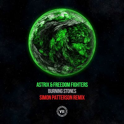 Astrix & Freedom Fighters — Burning Stones (Simon Patterson Remix)