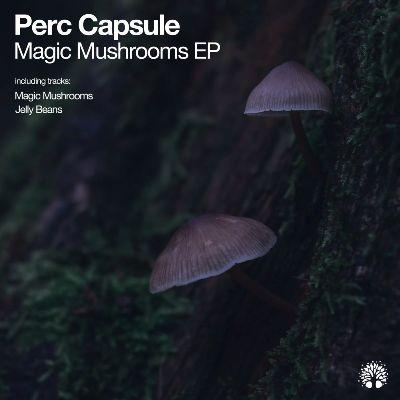 Perc Capsule — Magic Mushrooms