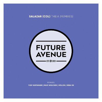 SALAZAR (COL) – Theia (Remixes)