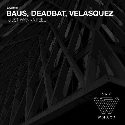 BAUS, DeadBat & Velasquez — I Just Wanna Feel