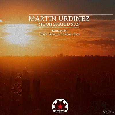 Martin Urdinez — Moon Shaped Sun