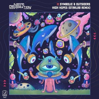 Symbolic & Outsiders — High Hopes (Starlab remix)