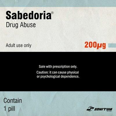 Sabedoria — Drug Abuse