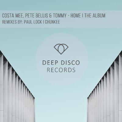 Costa Mee, Pete Bellis & Tommy — Home