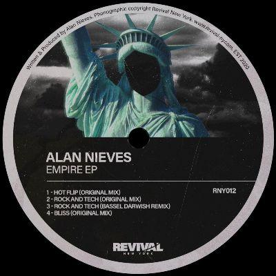 Alan Nieves — Empire EP