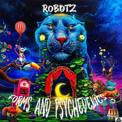 Robotz – Forms and Psychedelics